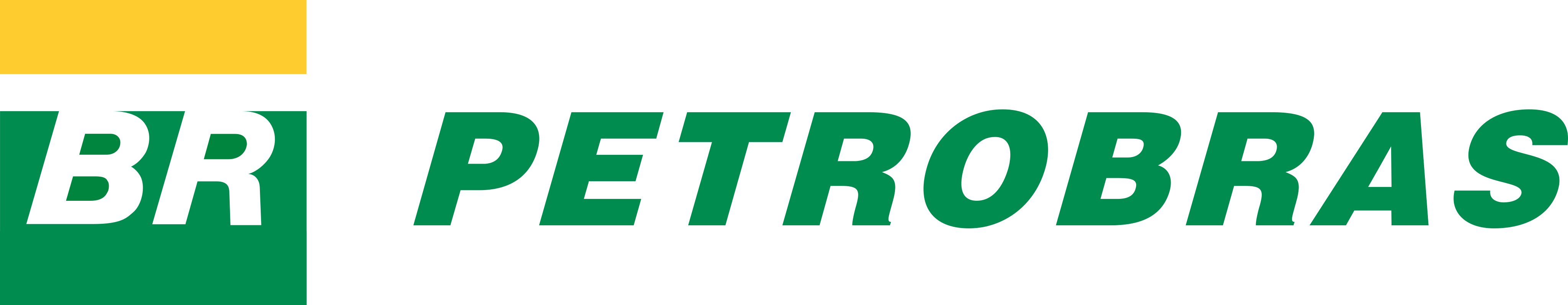 Petrobras - Resgate Vertical
