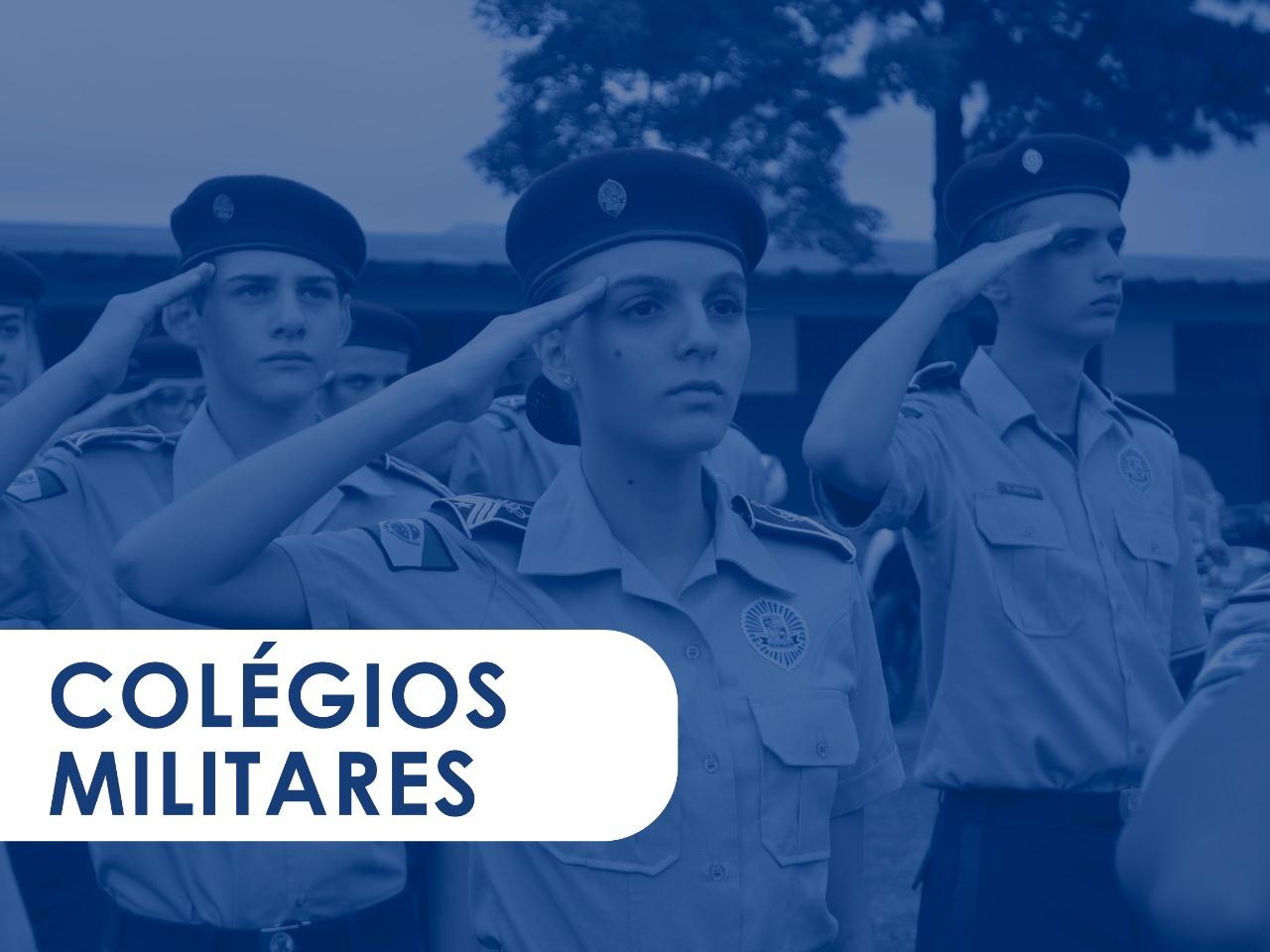 COLÉGIO NAVAL - EPCAR - COLÉGIO MILITAR - CBNB - CPMERJ