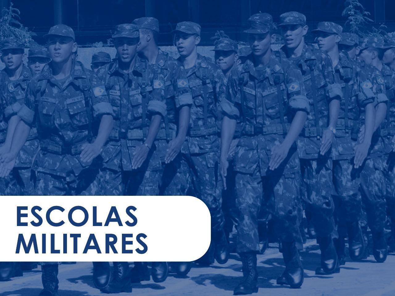 ESCOLAS DE SOLDADOS - CABOS - SARGENTOS